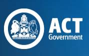 ACT Gov Logo