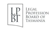 Legal Profession Board of Tas Logo