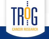 TROG Cancer Research Logo
