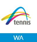 Tennis WA Logo