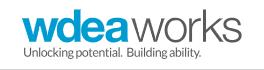 wdeaworks Logo