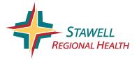 Stawell Regional Health Logo