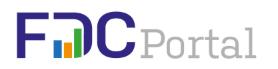 FDC Portal Logo
