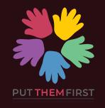 Put Them First Logo