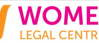 Women's Legal Centre Logo