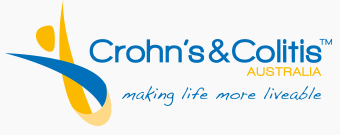 Crohn & Colitis Australia Logo