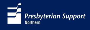 Presbyterian Support Northern Logo