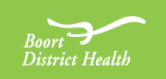 Boort District Health Care Logo
