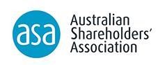Australian Shareholder's Association Logo