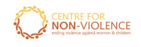 Centre for Non- Violence Logo
