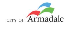 City of Armadele Logo