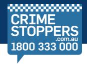 Crime Stoppers Australia Logo