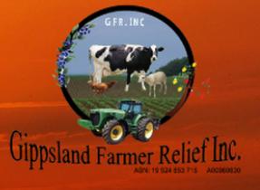 Gippsland Farmer Relief Inc Logo