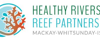 Healty Rivers to Reef Partnership Logo