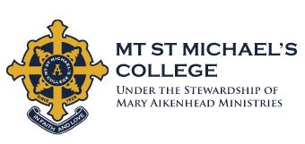 MT ST Michael's College Logo