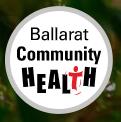 Ballarat Community Health Logo