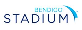 Bendigo Stadium Logo