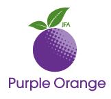 Purple Orange Logo