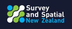 Survey & Spatial NZ Logo