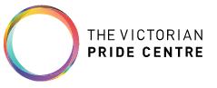 The Victorian Pride Centre Logo