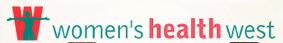 Women's Health West Logo