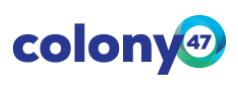 Colony 47 Logo