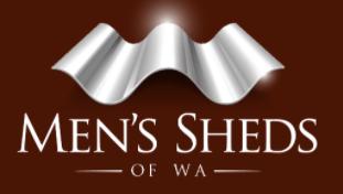 Men's shed of WA Logo